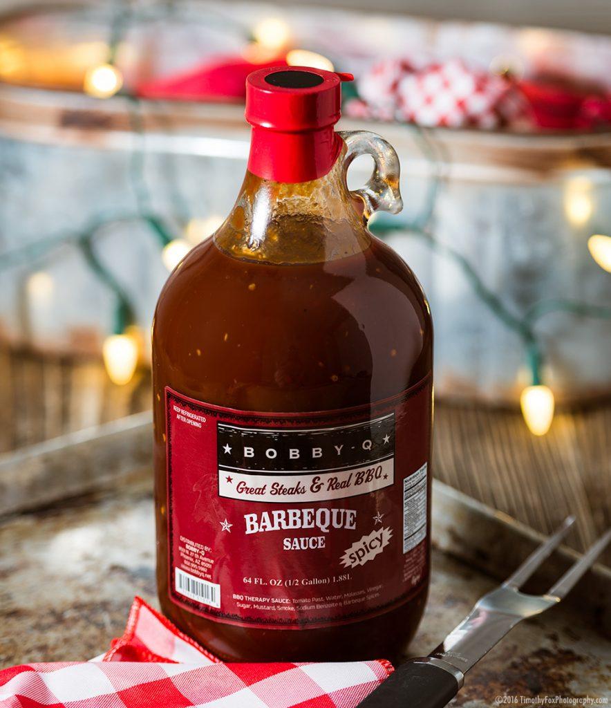 Bobby Q BBQ Sauce 2018 Gift Idea