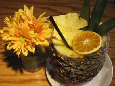 Pineapple Passion Craft Cocktail